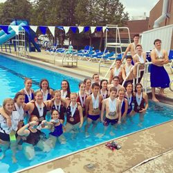 2016 JCC Maccabi Swim Championships
