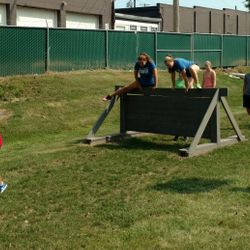 Dryland - JCC 5k Obstacle Course