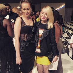 Philly Fashion Week 2015 reppin Philly PR Girl.