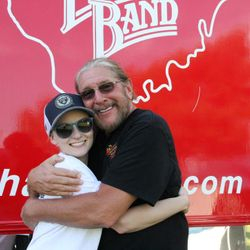 With founder and lead singer of The Marshall Tucker Band, Doug Gray!