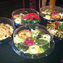 Mezza platters available for 10 or more