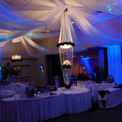 Buffets and food stations