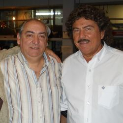 CHANGO FUNES Y MIGUEL ANGEL ROBLES