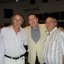 CHANGO FUNES, BETO BERTOLACHINI Y JULIO MAIDANA