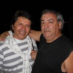 CHANGO FUNES Y ROBERTO CARABAJAL