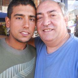 CHANGO FUNES Y RODRIGO GONZALEZ