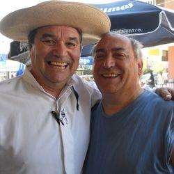 CHANGO FUNES Y EL GAUCHO DE NOGOYA