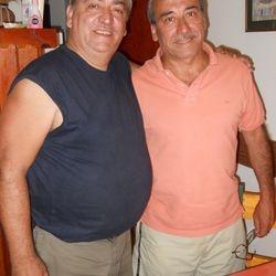 CHANGO FUNES Y PAJARITO GONZALEZ