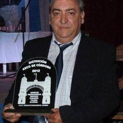 RECONOCIMIENTO A CHANGO FUNES ARCO DE CÓRDOBA 2012