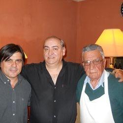 CHANGO FUNES, OMAR TEJEDA Y ROSENDO