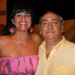 CHANGO FUNES Y VIVIANA BARRIOS