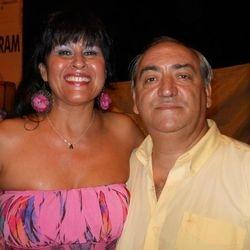 CHANGO FUNES Y VIVIANA BARRIOS