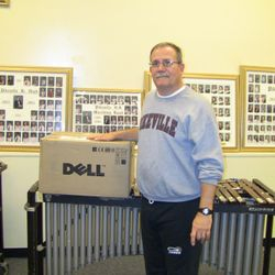 Dan Houston - band director at Pikeville High School.