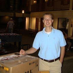 Matt Moon - band director at Pike Central High School.