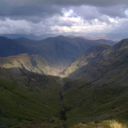 Coire Gabhail (The Lost Valley) - Glencoe