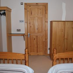 Twin Bedroom with en-suite