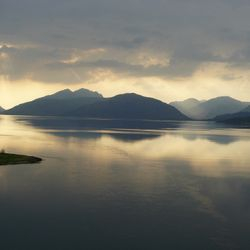 Loch Linnhe from Ballachulish bridge