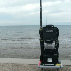 Operating HF /PM with the tide coming in.