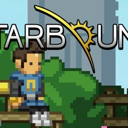 Do you like Starbound? Join our CRR Promo Hosted Server!