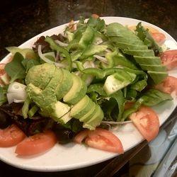 Enjoy a healthy Avocado Sala