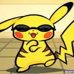 On Cyan Chat, you can tell us your favorite hobby! For an example, this Pikachu really likes to dance to Gangnam Style!
