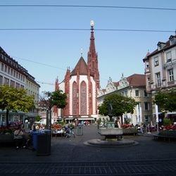 De Mariënkapelle in Würzburg