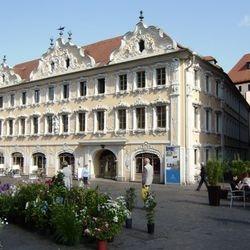 Het Falkenhaus in Würzburg