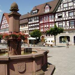 Marktplatz in Tauberbischofsheim