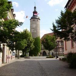 De Türmersturm in Tauberbischofsheim