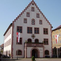 Het Alte Rathaus in Bad Mergentheim