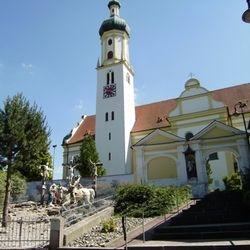 Kerk in Biberbach
