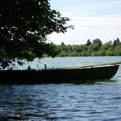 Stuwmeer in de Lech