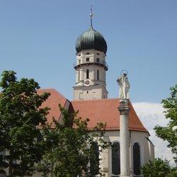 Maria Himmelfahrt in Schongau