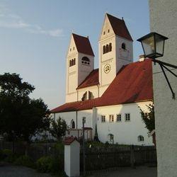 De Domkerk in Steingaden