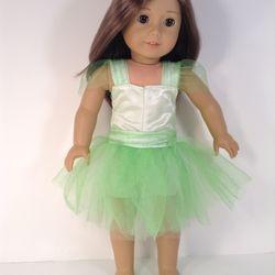 Green Ballet Dress