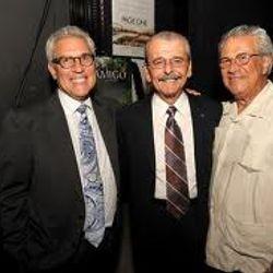 Chief Andreu with Former Prosecutor Sam Rabin & former Lt. Raul Diaz