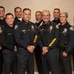 Some of the finest men & women of the West Miami P.D.