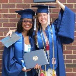 Happy Graduation Duende and Lauren!