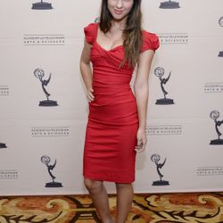 Denyse Attended the Daytime Emmy Nominees Cocktail Reception on June 13th!