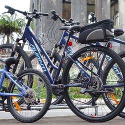 Discovery Bike Hire