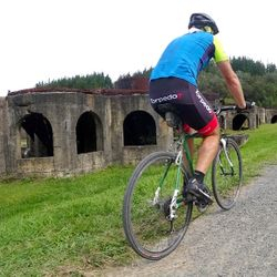 Hauraki Rail Trail - Victoria Battery, Waikino