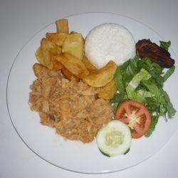 Stewed Fish (Bakijou)