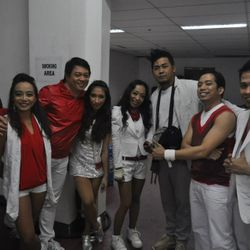 whiplash dance company and DKT