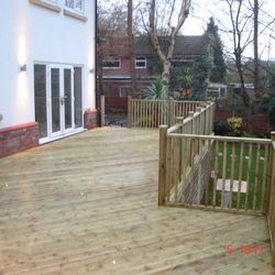 DJS Property Maintenance, Decking Installers,Builders, Joiners, Plumbers in Prestwich , Manchester