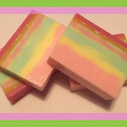 Hand-made Shea Soap