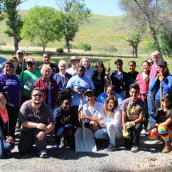 Key Club members from all over the Bay area came together to make a difference in their community!