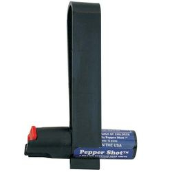 Auto Visor Clip Pepper Spray