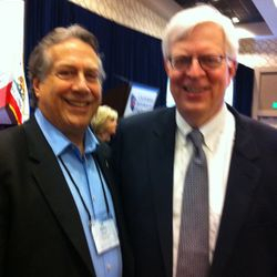 With Dennis Prager