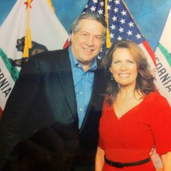 With Michelle Bachmann