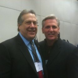 With Congressman Kevin McCarthy